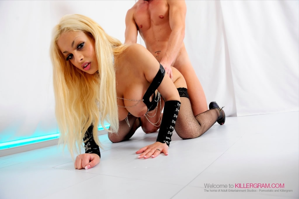 Katie Amari - Chained and Fucked