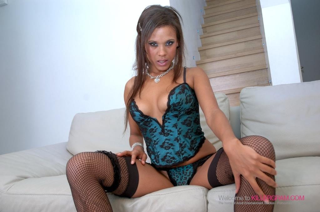 Kiesha Kane - Can My Friend Watch