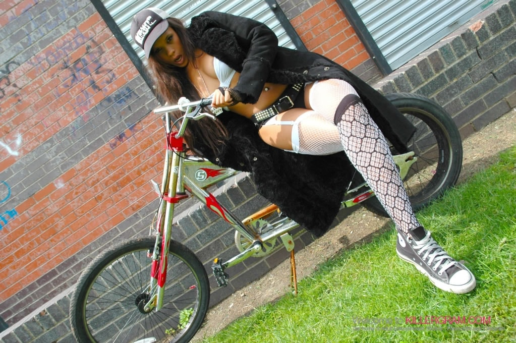 Kiesha Kane - The Urban Rider