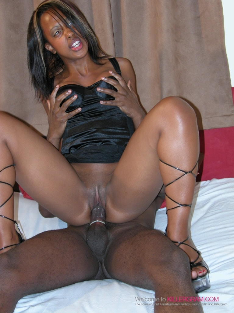 Krissy Marshall - A Black Cock Obsession