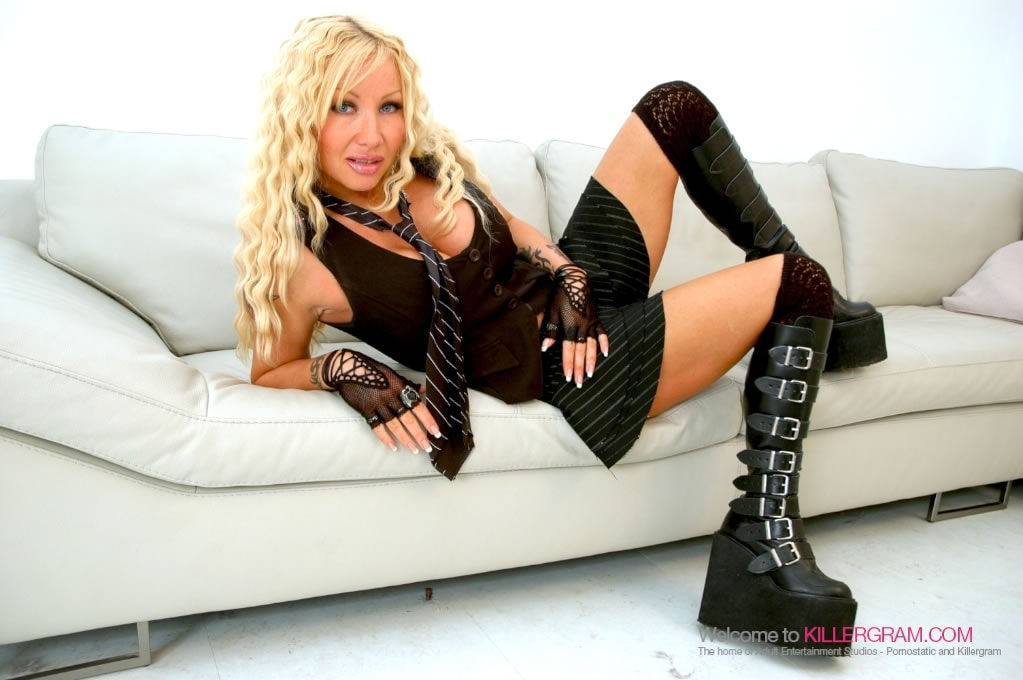 Kyla Kroft - One Perfect Rock Chick Slut