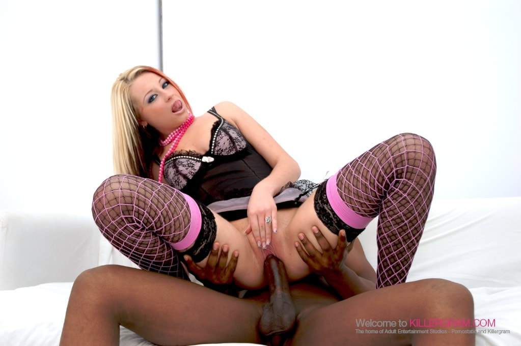 Lee Logan - Blacked and Creamed