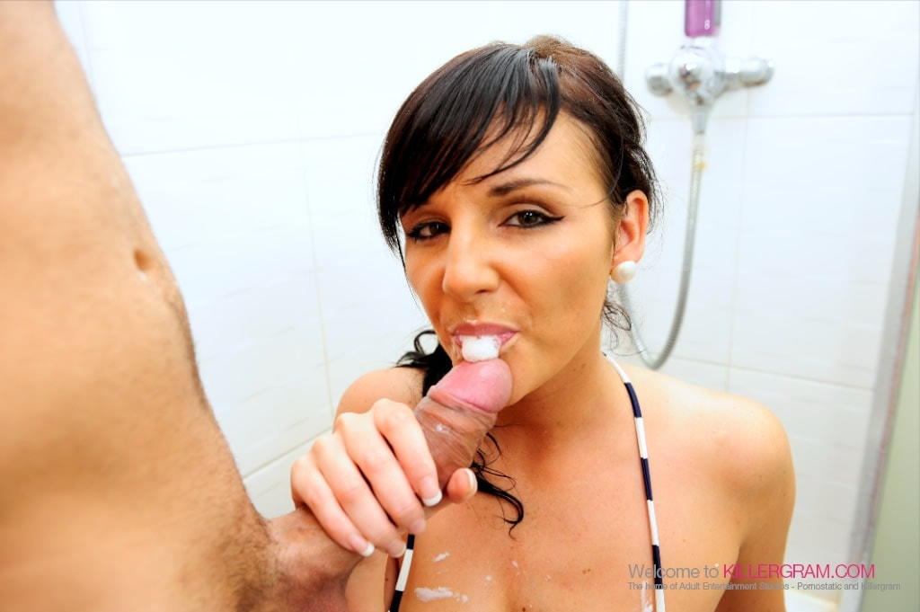 Lexy Ward - A Slippy Wet Blowjob