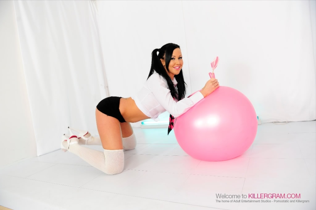 Lolly Badcock - The Top Lolly Popper