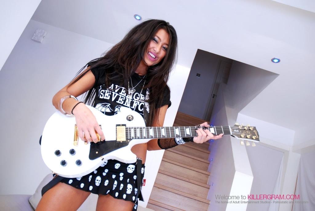 Lyka Lopez - The Asian Rock Chick