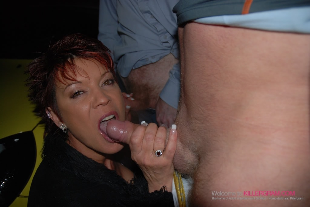 Lynne Warner - A Dogging Swinger
