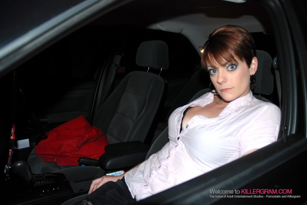 Marie Blossom - A First Time Dogging