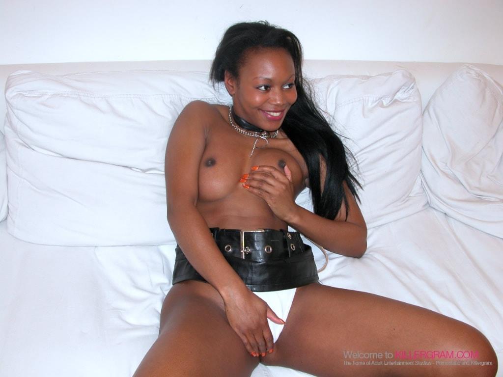 Marisa Brown - An Interracial Threesome