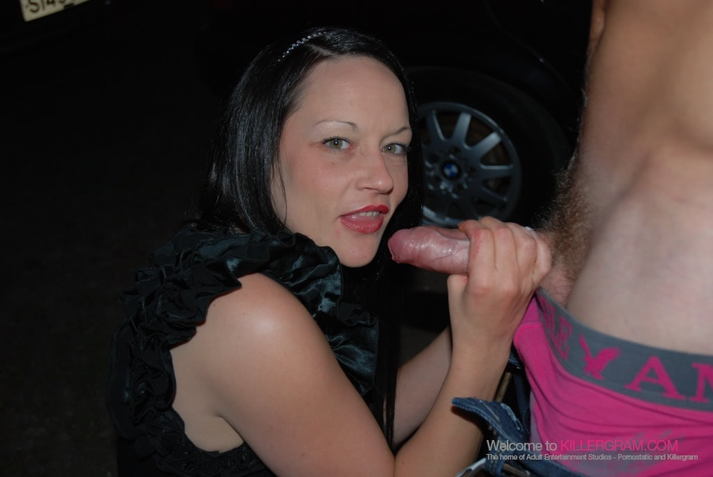 Mercedes Shannon - A New Dogging Star