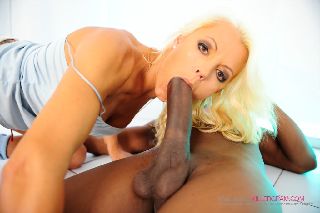 Mia Fortune - Rich MILF Gets Blacked