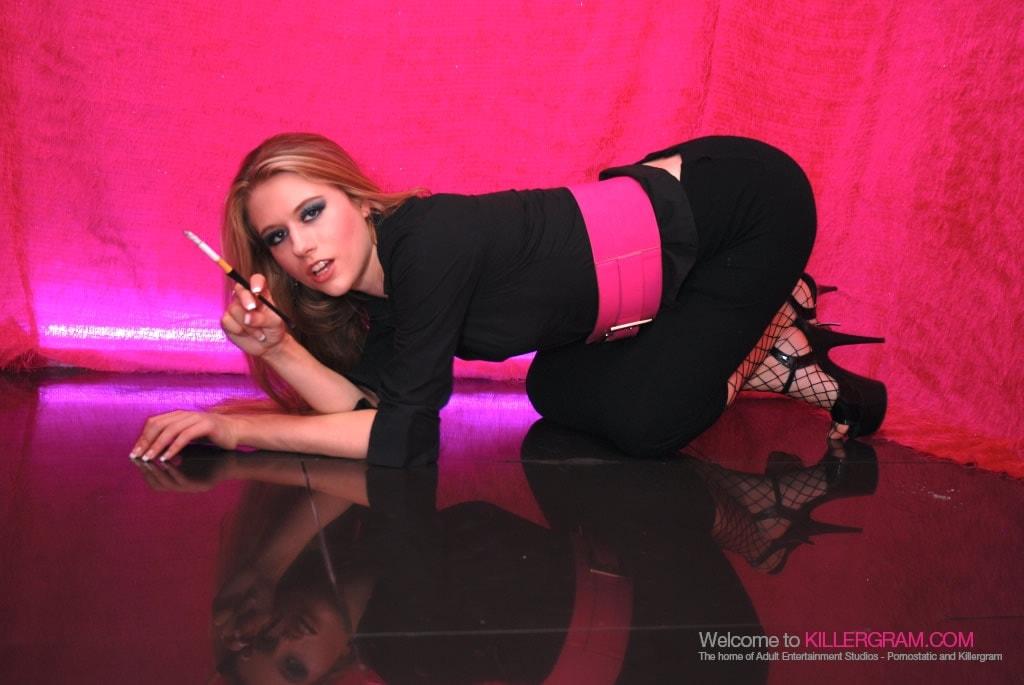 Michelle Moist - A Deep Audition