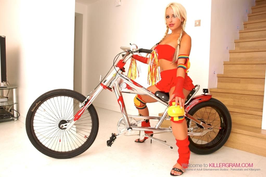 Natalie Heck - Little Red Riding Slut