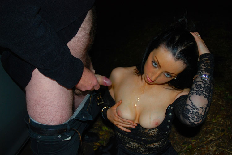 Nikki Blows - A Dogging Debut