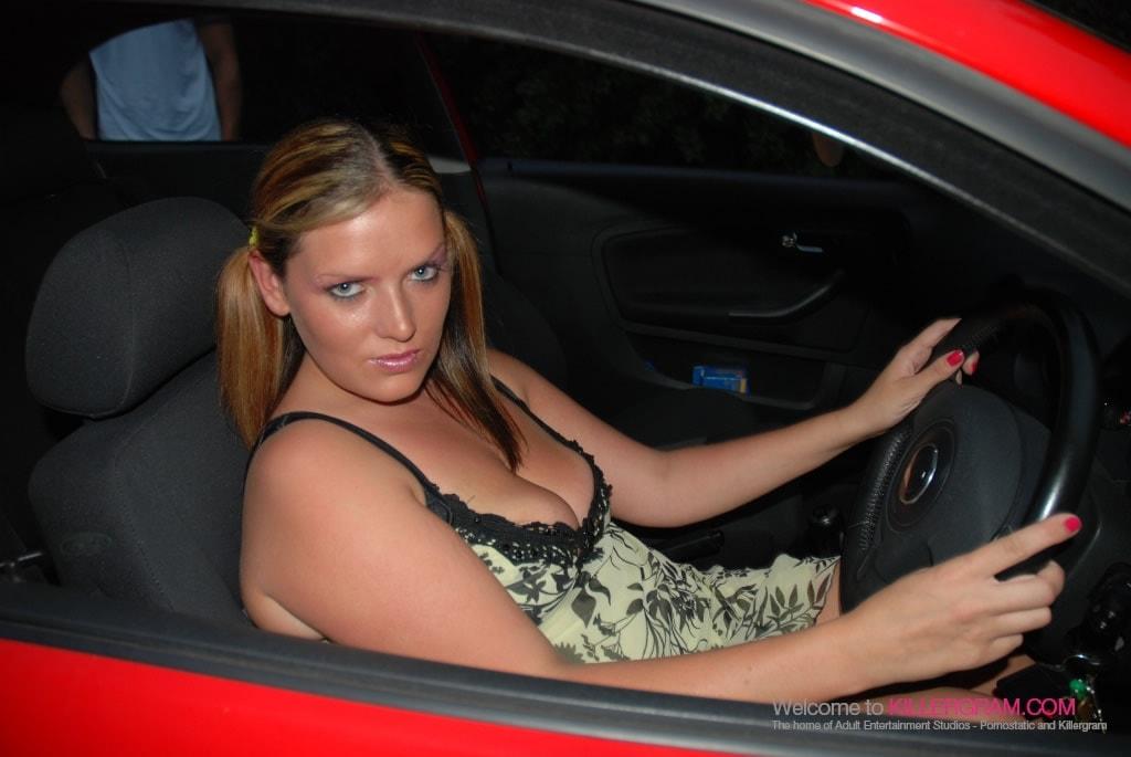 Rebecca Ryder - A Busty Dogging