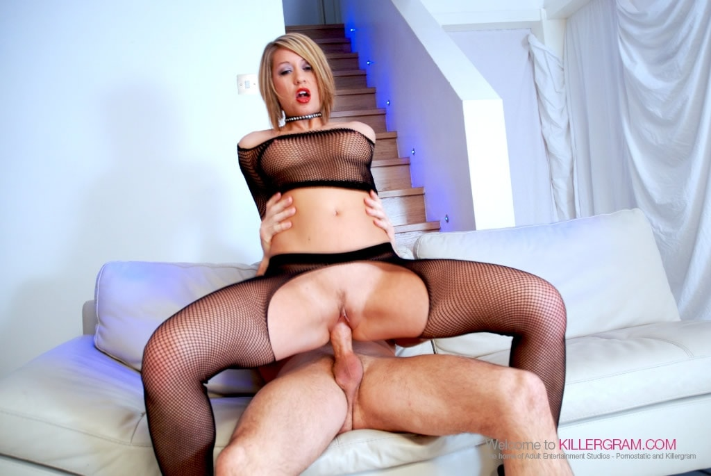 Renee Richards - Hardcore Smoking Slut
