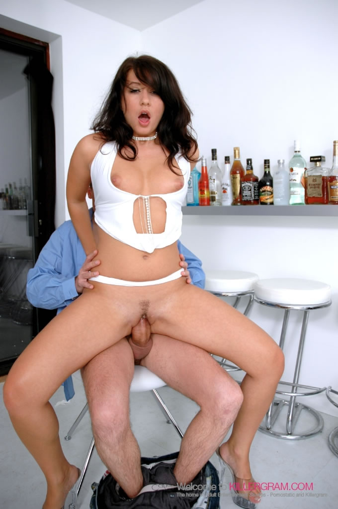 Renee Richards - Hot Smoking Club Slut