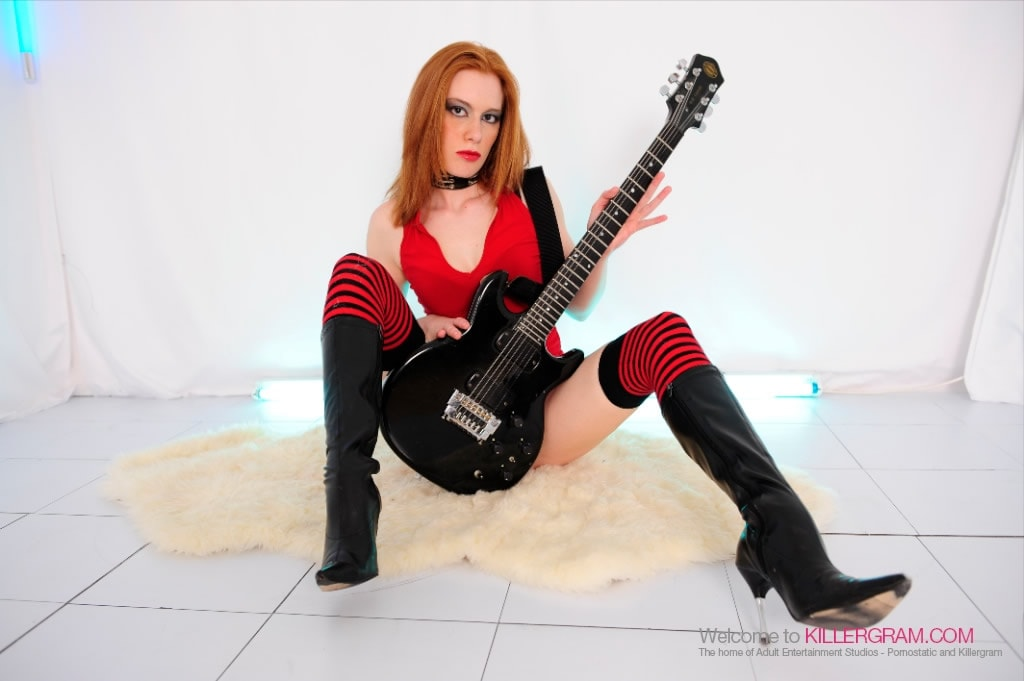 Ruby Reds - Red Hot Rock Chick