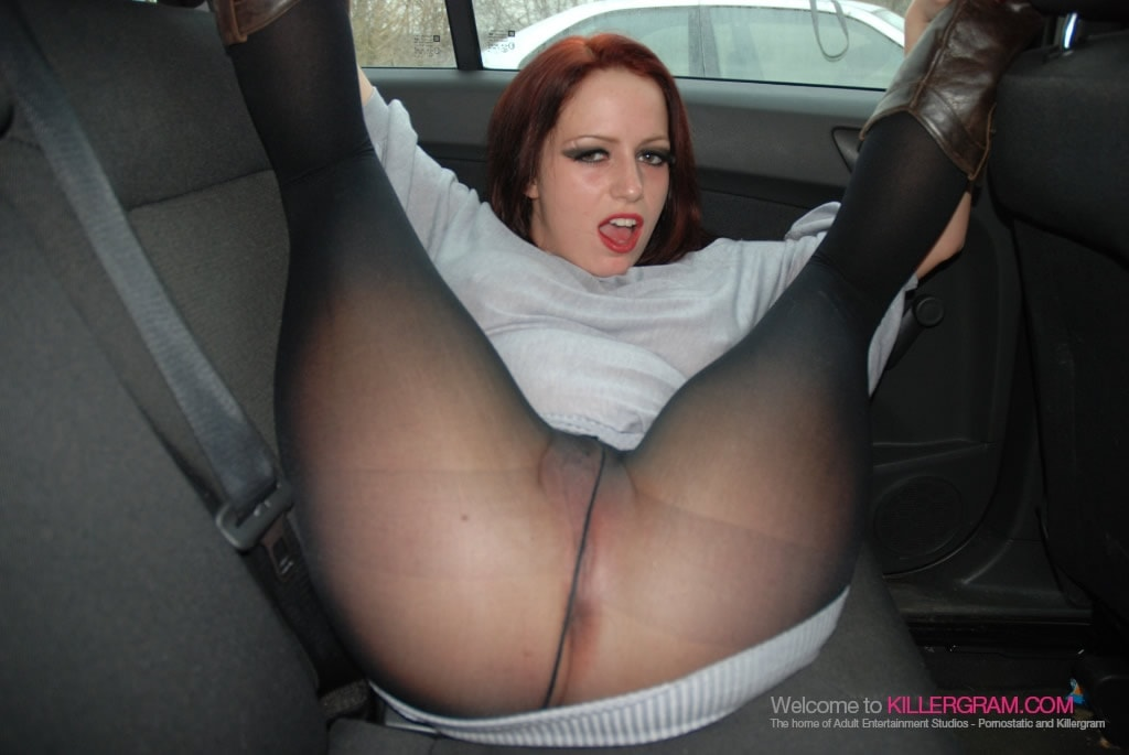 Sasha Rose - Dogging Fun and Games