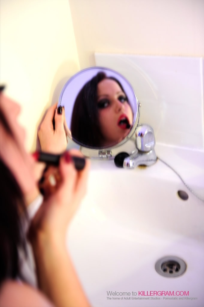 Sasha Rose - Mirror In The Bathroom