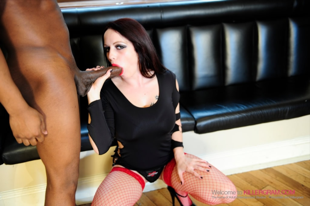 Sasha Rose - Taking The Dark Meat