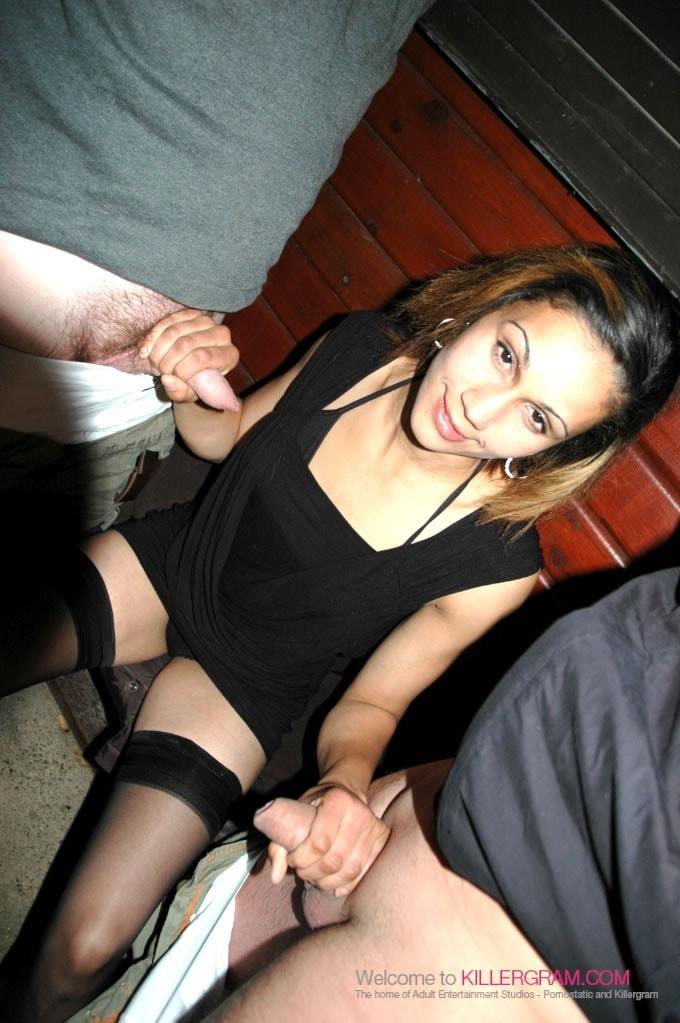 Simone Banks - One Hot Dogging Babe
