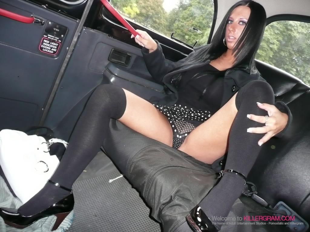 Skyler Mckay - A Backseat Fuckslut