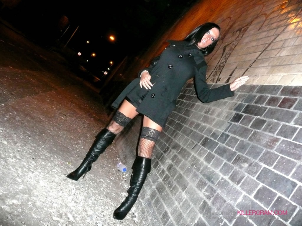 Skyler Mckay - The Northern Street Slut