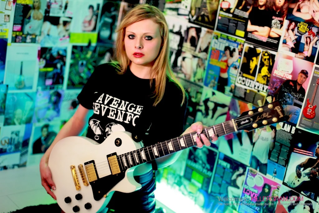 Sophie Keagan - A Rock Chick Debut