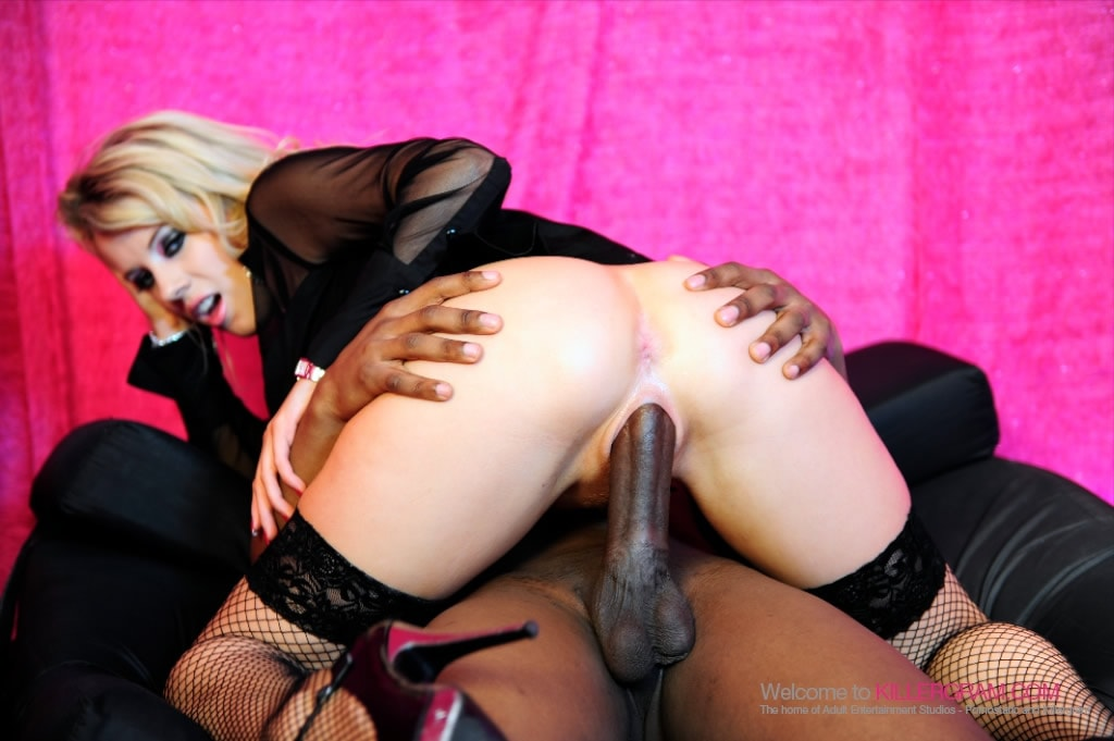 Syren Lee - Testing The Black Stud