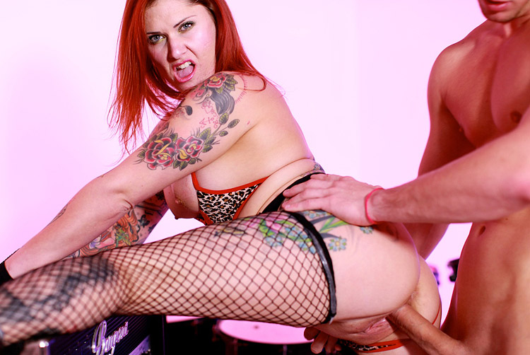 Tallulah Thorn - Rough Fuck The Slut
