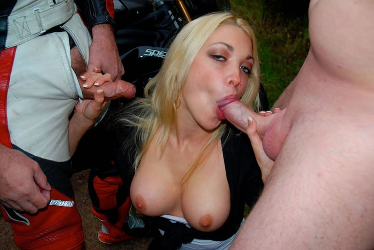 Tamara Grace - A Hot Dogging Mission