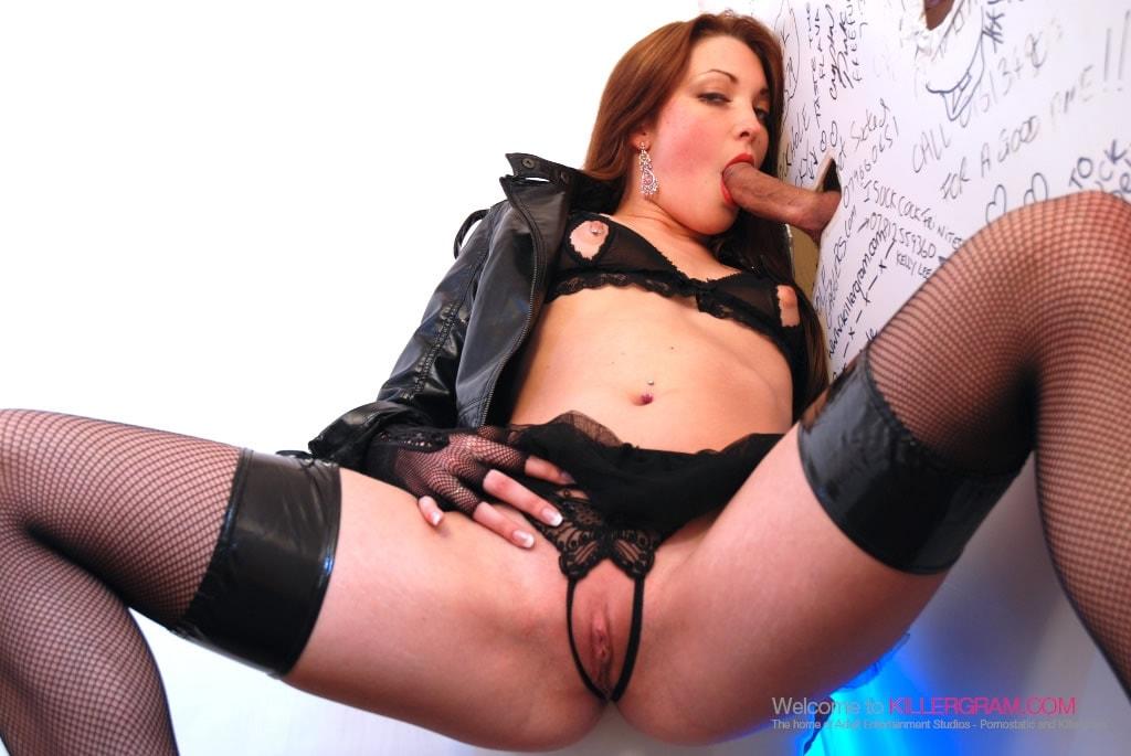 Tamara Grace - Glory Hole Swinging