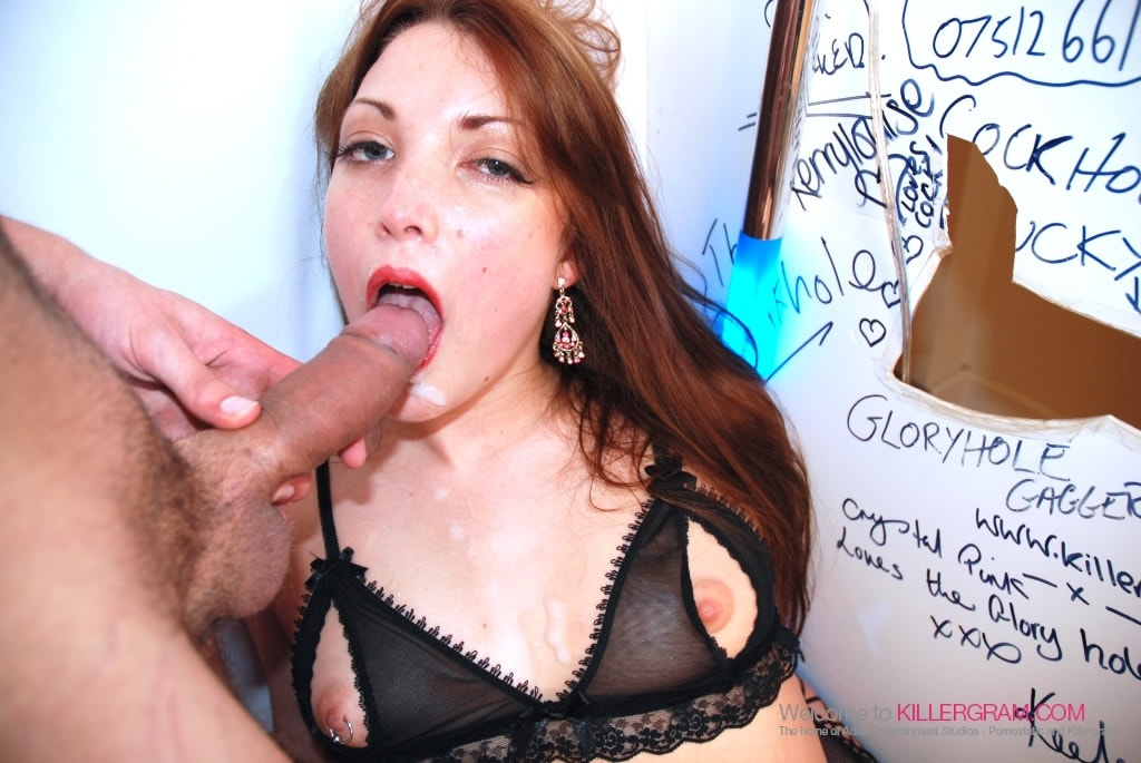 Tamara Grace - Glory Hole Swinging
