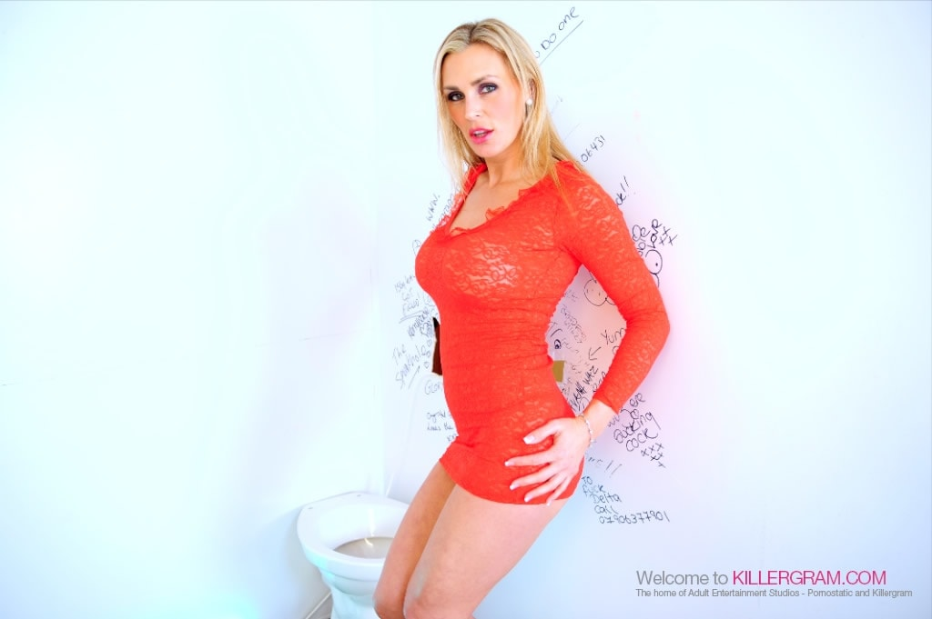 Tanya Tate - A Glory Hole Adventure