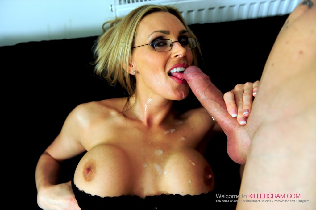 Tanya Tate - Busy Taking Dicktation