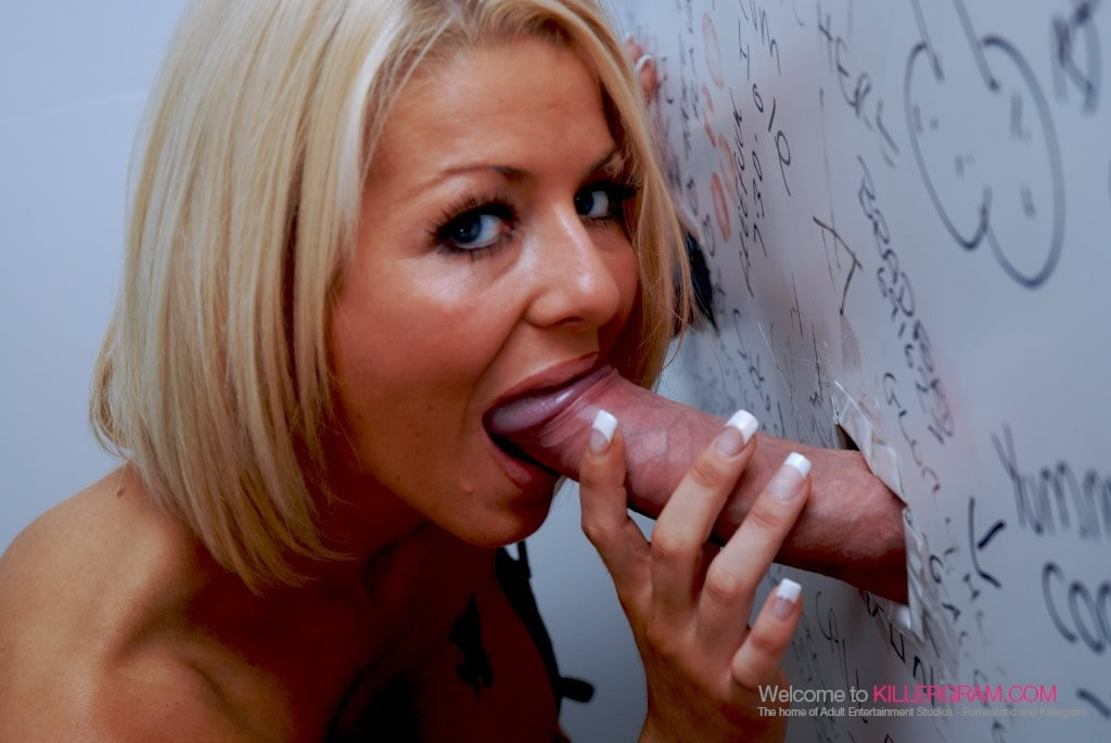 Tia Layne - Glory Hole Swinger