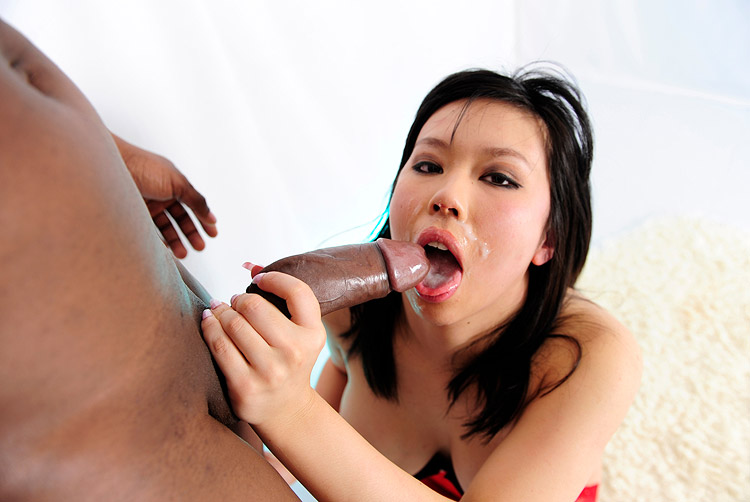 Tigerr Benson - Asian Babe For Black Cock