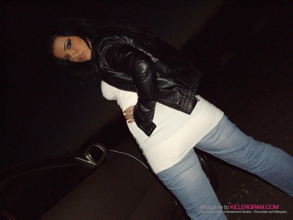 Tina Marie - Addicted To Dogging