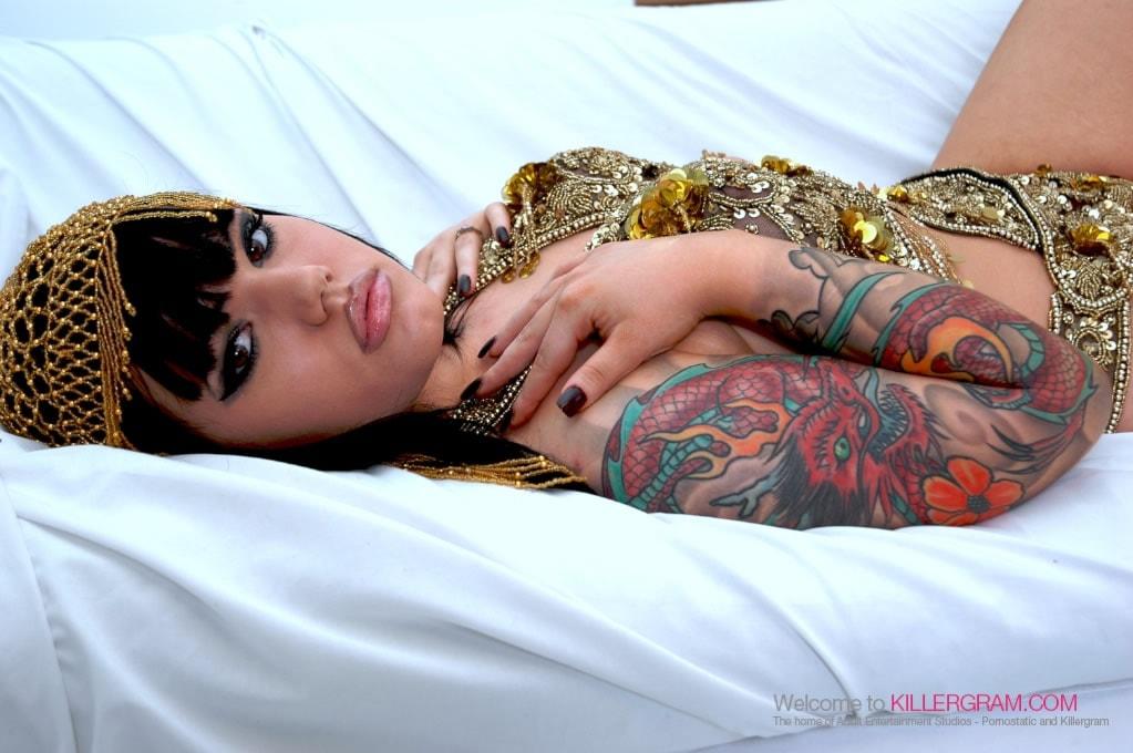 Tina Marie - Pure Hot Exotica