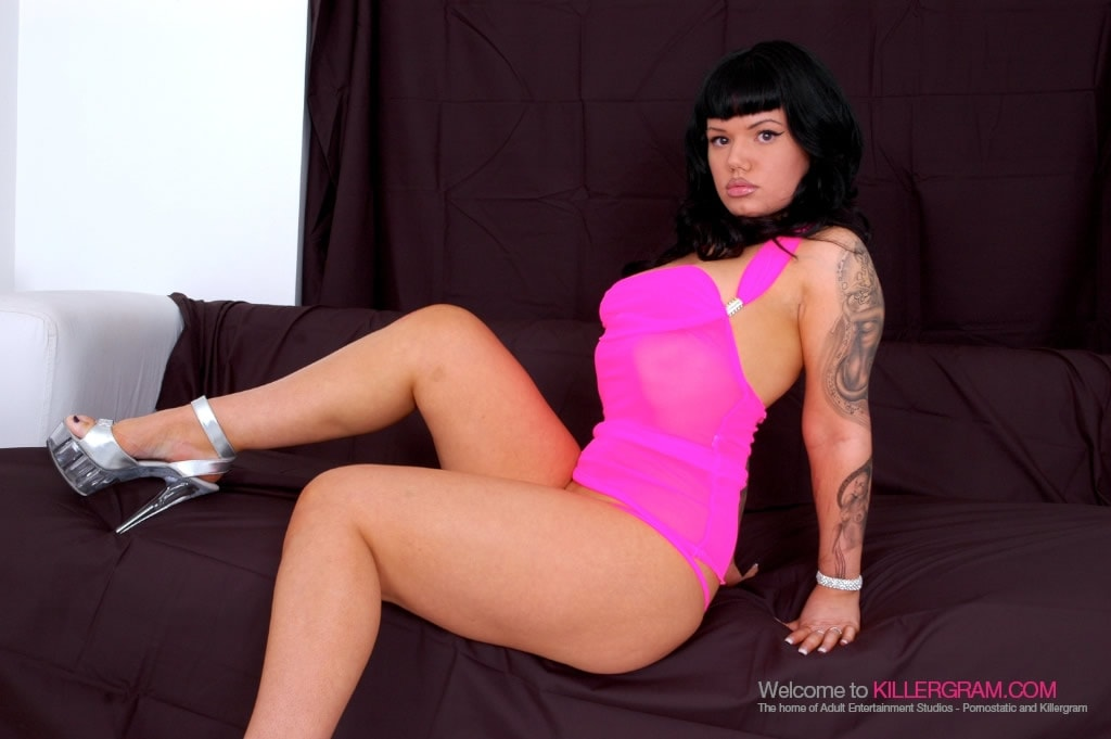 Tina Marie - The True Babeink
