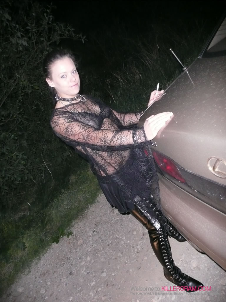 Trinity Thomas - In Need of Dogging
