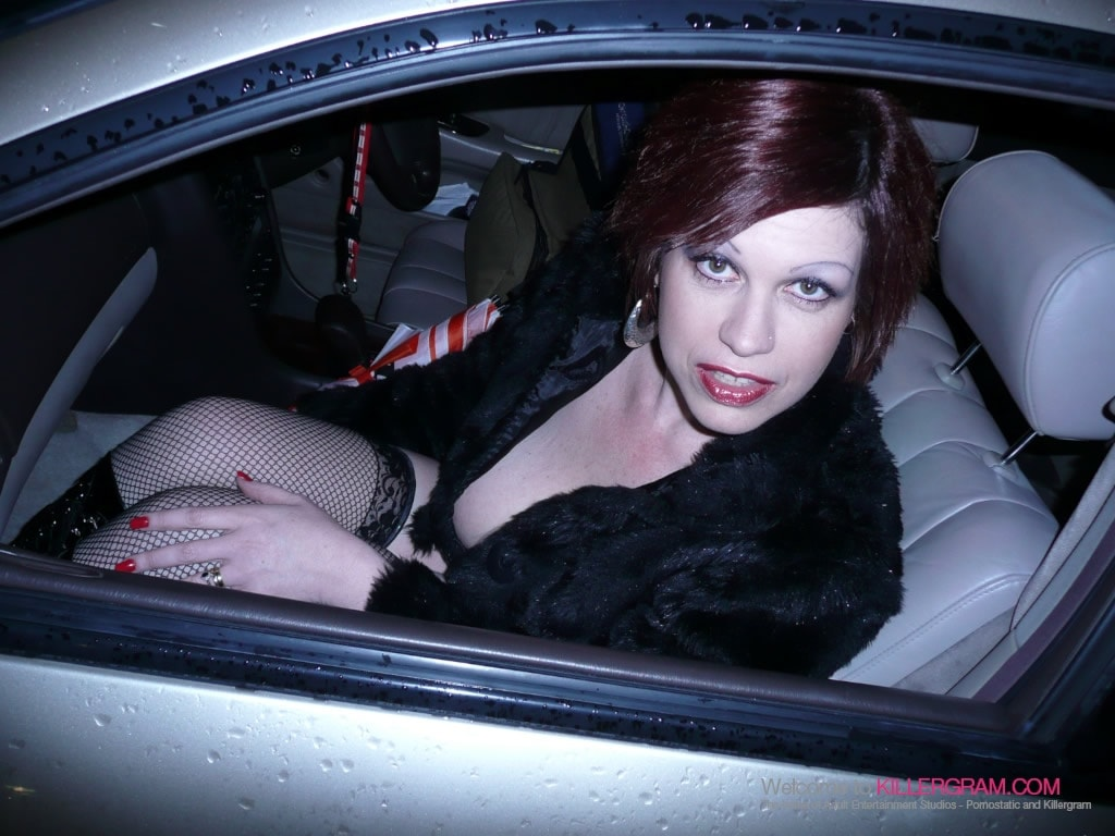 Trudi Stephens - Bra Busting Dogging
