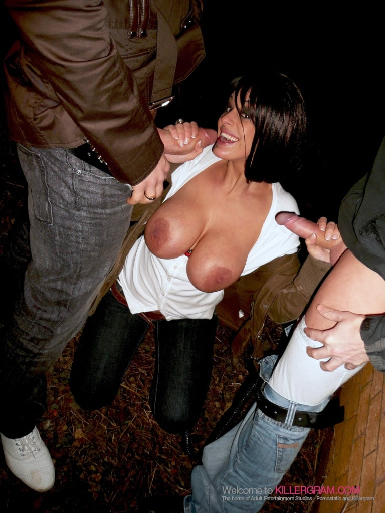 Victoria Brown - A Dogging Mission
